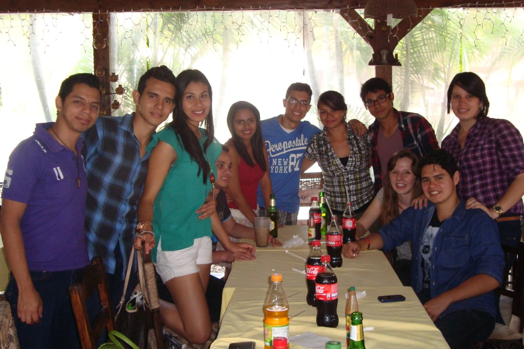 Ausflug nach Santa Lucia mit der Chiminike-Familie