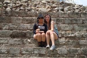 Samantha & ich