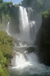 Der Wasserfall von Pulhapanzak