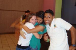 Abschied von Mariam & Carlos